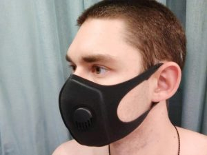 anti-pollution face masks